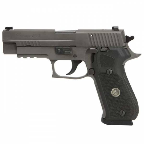 Sig Sauer P220 Legion Massachusetts Compliant