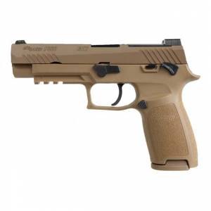 Sig Sauer P320 M17 Manual Safety Massachusetts Compliant