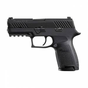 Sig Sauer P320 Nitron Compact Contrast Sights 10 Rd
